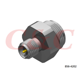 "Reverse Polarity SMA Jack,Hex Body ,7/16"" Spark Plug"